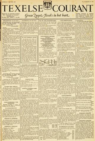 Texelsche Courant 1960-10-08