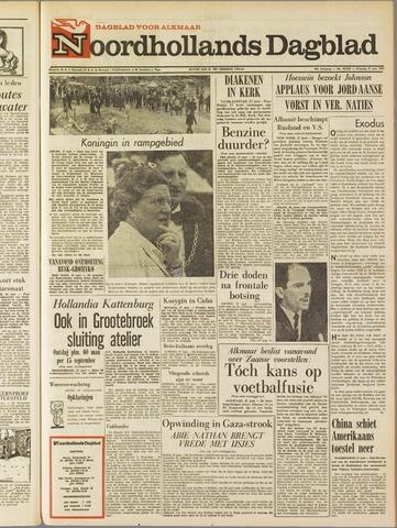 Noordhollands Dagblad : dagblad voor Alkmaar en omgeving 1967-06-27