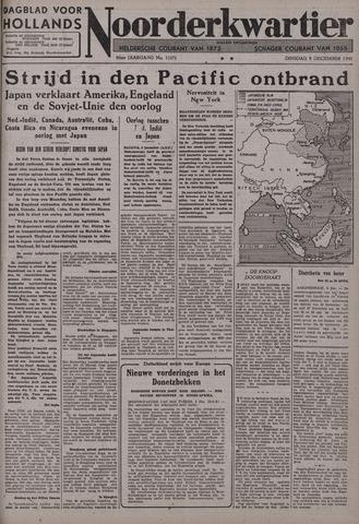 Dagblad voor Hollands Noorderkwartier 1941-12-09