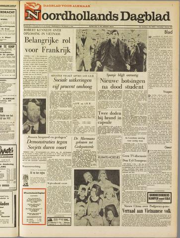 Noordhollands Dagblad : dagblad voor Alkmaar en omgeving 1967-02-01