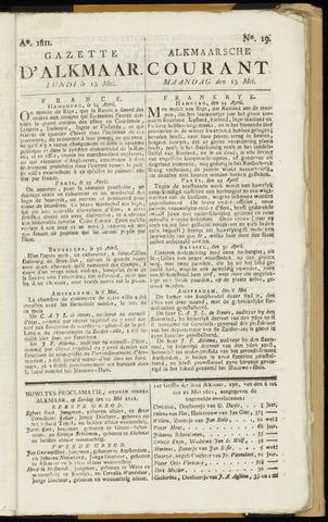 Alkmaarsche Courant 1811-05-13