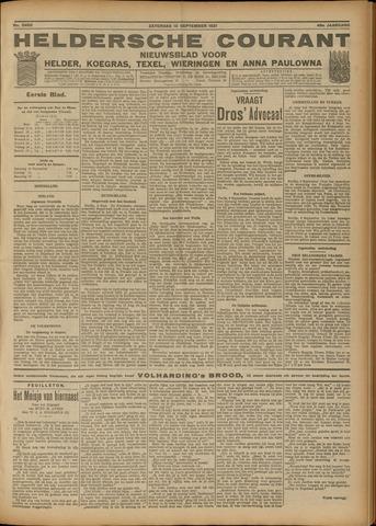 Heldersche Courant 1921-09-10