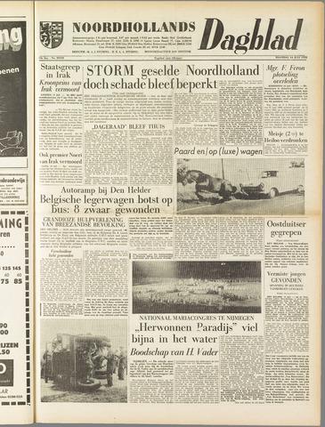 Noordhollands Dagblad : dagblad voor Alkmaar en omgeving 1958-07-14