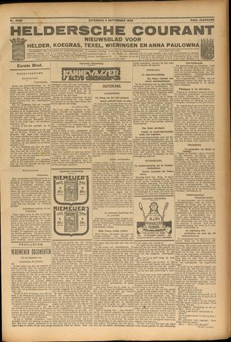 Heldersche Courant 1926-09-04
