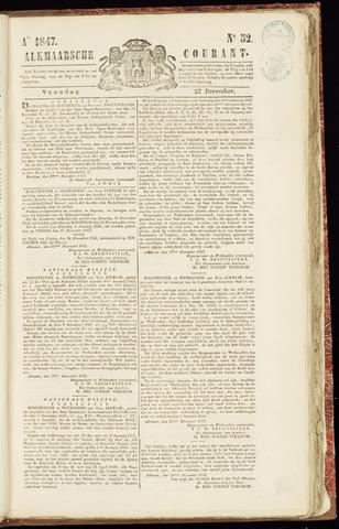 Alkmaarsche Courant 1847-12-27
