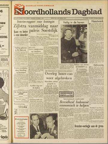 Noordhollands Dagblad : dagblad voor Alkmaar en omgeving 1967-02-25