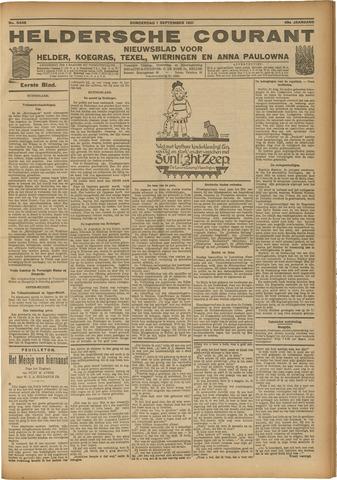 Heldersche Courant 1921-09-01