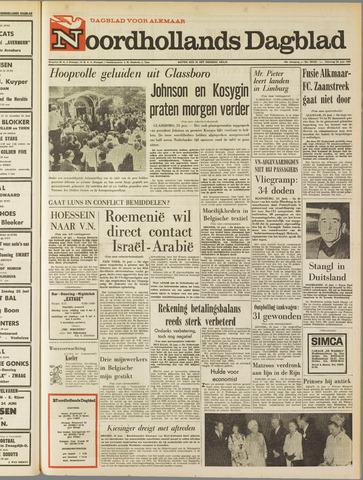 Noordhollands Dagblad : dagblad voor Alkmaar en omgeving 1967-06-24