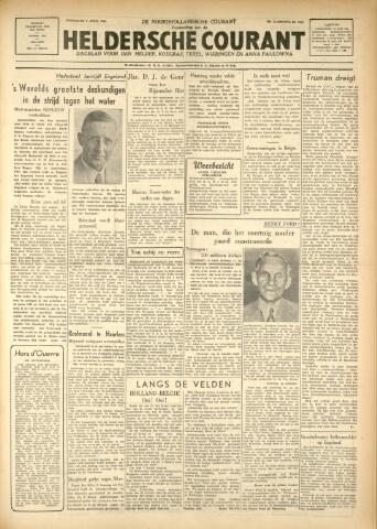 Heldersche Courant 1947-04-09