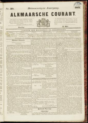 Alkmaarsche Courant 1861-05-19