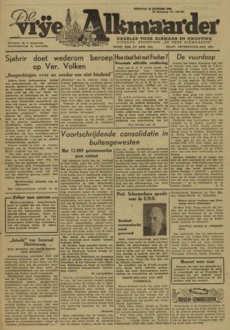 De Vrije Alkmaarder 1946-01-15