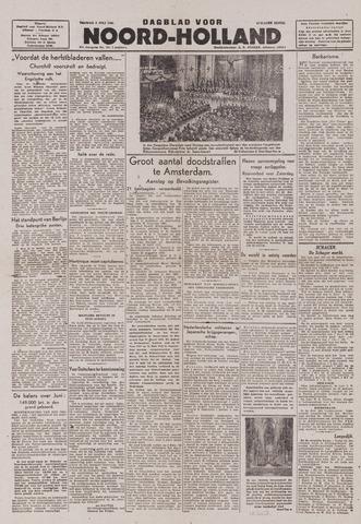 Dagblad Noord-Holland, Schager editie 1943-07-02