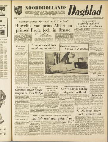 Noordhollands Dagblad : dagblad voor Alkmaar en omgeving 1959-06-03