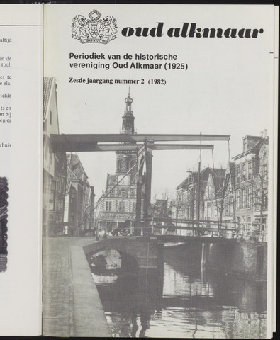Oud Alkmaar 1982-09-01