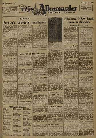 De Vrije Alkmaarder 1947-05-09