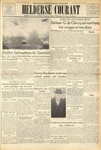 Heldersche Courant 1953-02-18