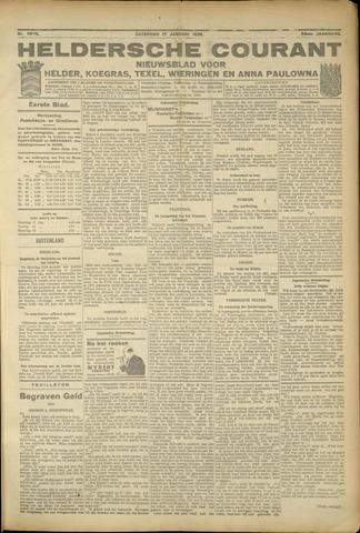 Heldersche Courant 1925-01-17