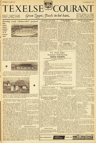 Texelsche Courant 1957-04-10