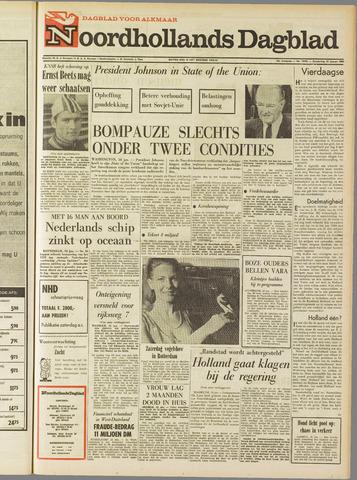 Noordhollands Dagblad : dagblad voor Alkmaar en omgeving 1968-01-18