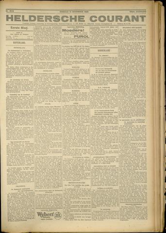 Heldersche Courant 1925-11-10