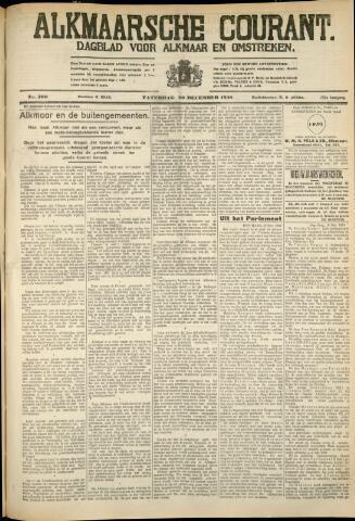 Alkmaarsche Courant 1930-12-20