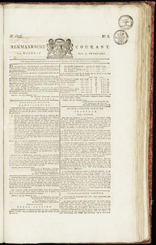 Alkmaarsche Courant 1833-02-25