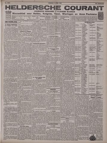 Heldersche Courant 1916-04-04