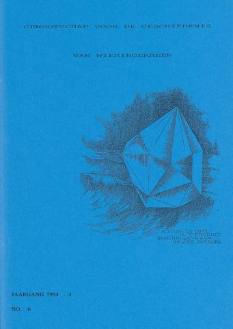 Kroniek Historisch Genootschap Wieringermeer 1994-10-01