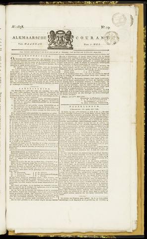 Alkmaarsche Courant 1838-05-07