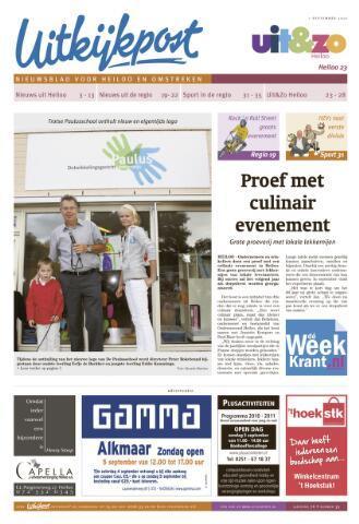 Uitkijkpost : nieuwsblad voor Heiloo e.o. 2010-09-01