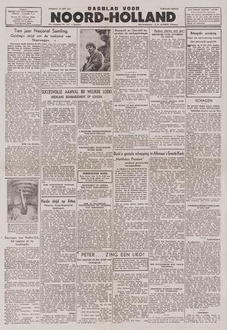 Dagblad Noord-Holland, Schager editie 1943-05-18
