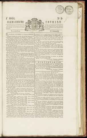 Alkmaarsche Courant 1844-01-15