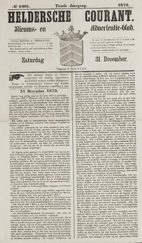 Heldersche Courant 1870-12-31