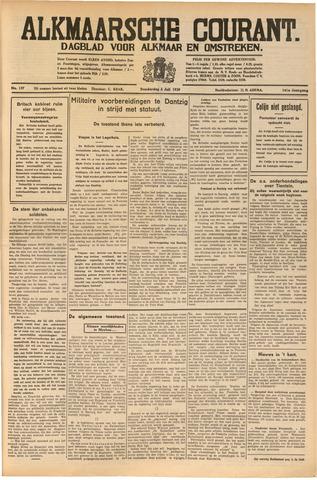 Alkmaarsche Courant 1939-07-06
