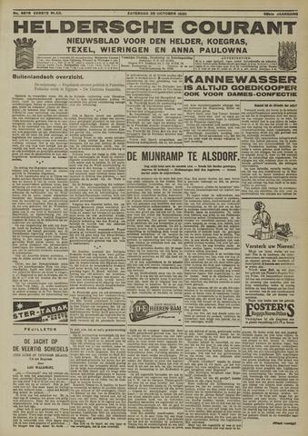 Heldersche Courant 1930-10-25