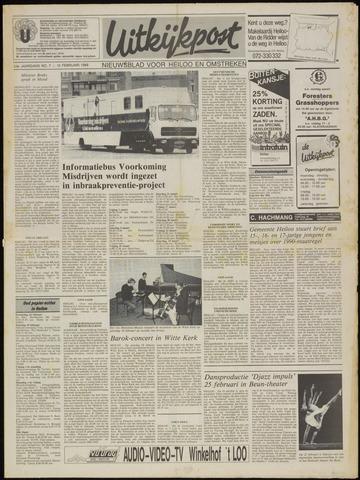 Uitkijkpost : nieuwsblad voor Heiloo e.o. 1989-02-15
