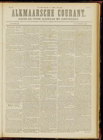 Alkmaarsche Courant 1919-02-18