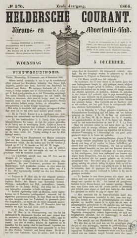 Heldersche Courant 1866-12-05