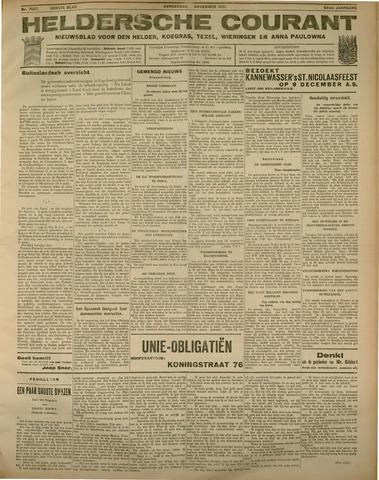 Heldersche Courant 1931-11-05