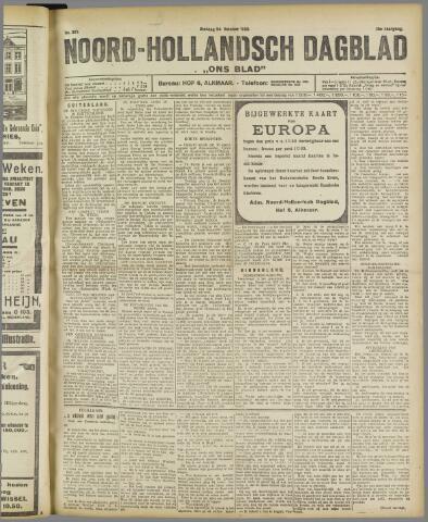 Ons Blad : katholiek nieuwsblad voor N-H 1922-10-24