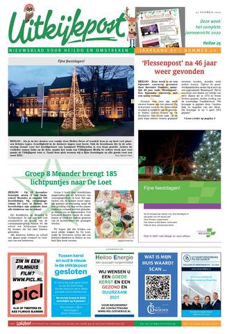 Uitkijkpost : nieuwsblad voor Heiloo e.o. 2020-12-23