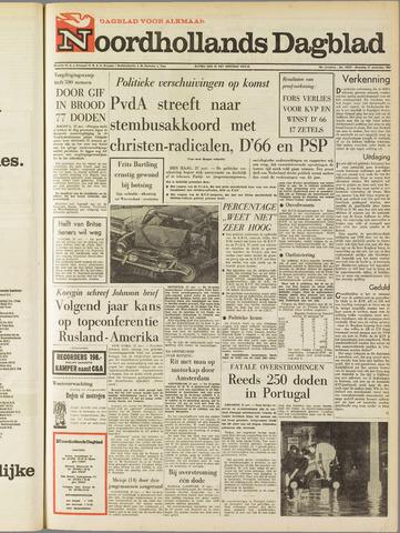 Noordhollands Dagblad : dagblad voor Alkmaar en omgeving 1967-11-27