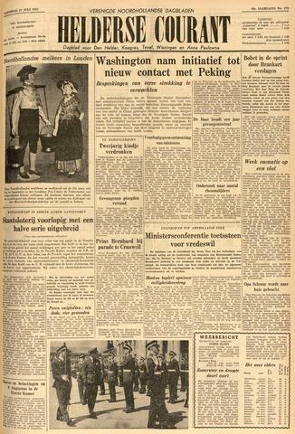 Heldersche Courant 1955-07-27