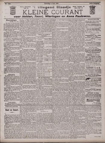 Vliegend blaadje : nieuws- en advertentiebode voor Den Helder 1904-06-04