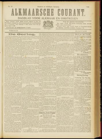 Alkmaarsche Courant 1918-01-18