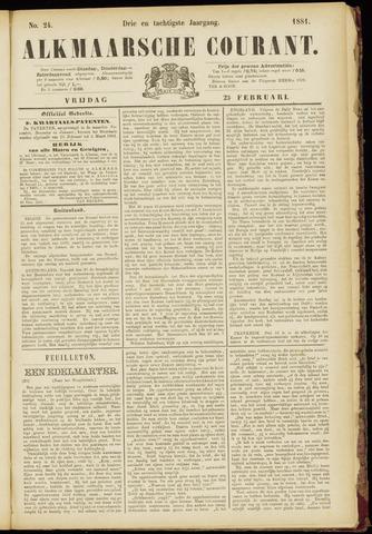 Alkmaarsche Courant 1881-02-25