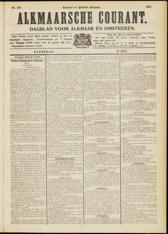 Alkmaarsche Courant 1913-05-10