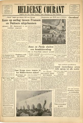 Heldersche Courant 1954-10-26