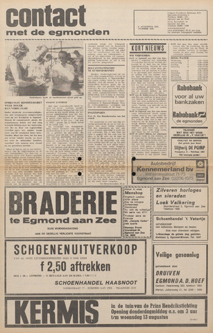 Contact met de Egmonden 1975-08-06