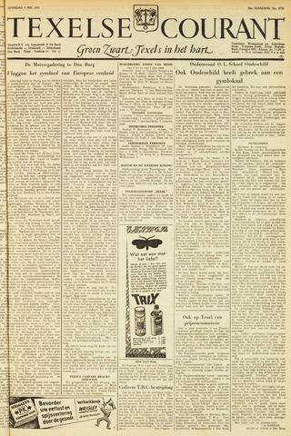 Texelsche Courant 1953-05-09